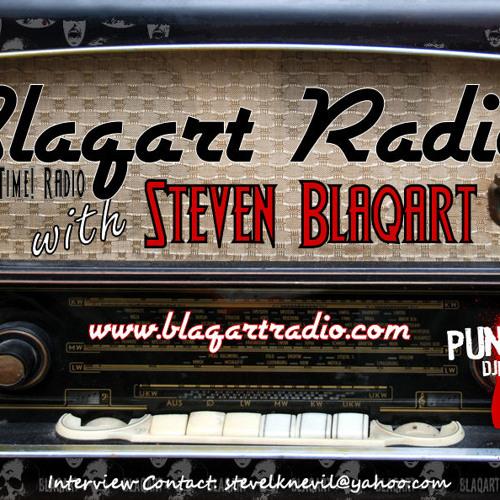 Blaqart Radio - PUNK PYSCHOBILLY ROCK METAL ONLY