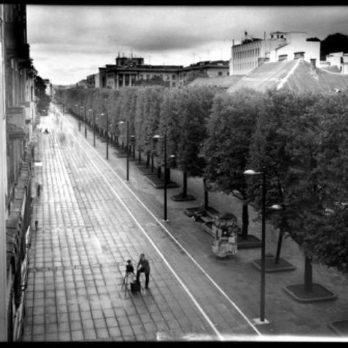Tadas Sokolovas - The Freedom Avenue
