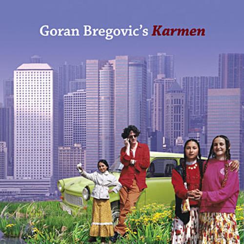 Goran Bregovic - Ne Siam Kurve Tuke Sijam Prostitutke (Balkan Maniac Remix)