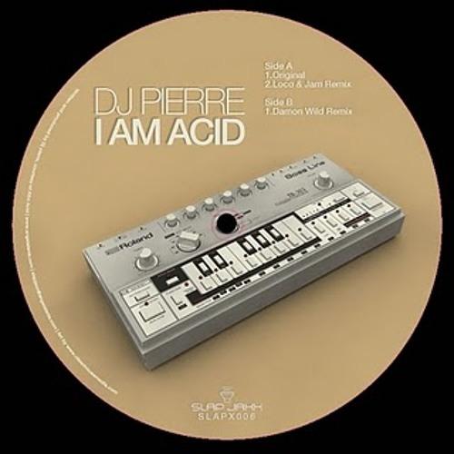 "DJ PIEREE - ""I am Acid"" (Damon Wild's Darkside Mix)"