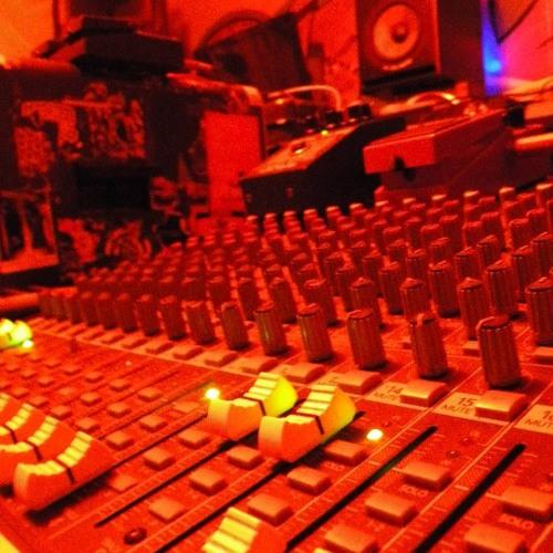 Acidupdub&drone live act at the studio epsylonn part A