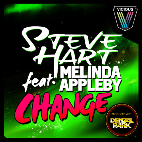 Steve Hart Feat. Melinda Appleby - Change (Original Mix)
