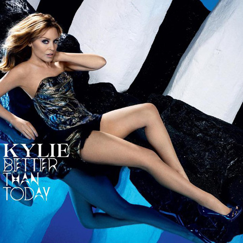 Kylie Minogue: Better Than Today (Monarchy Kylie Through The Wormhole Remix)