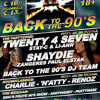 Charlie & Mc  da Weasel live @ Back to the 90`s