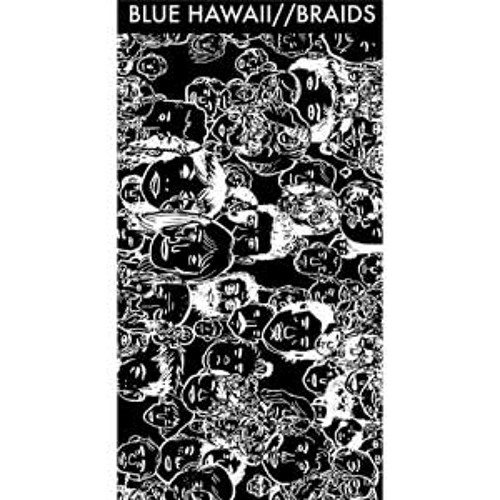 Blue Hawaii - Floral