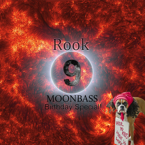 Rook - MOONBASS 9 (2 hour birthday special! 11.22.10)