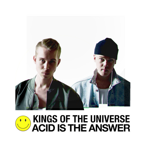 Acid is the Answer (Vocal Mix)