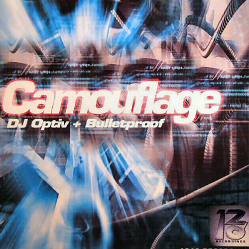 Bulletproof & Optiv - Camoflage
