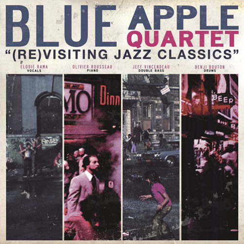 BLUE APPLE QUARTET - It Don't Mean A Thing