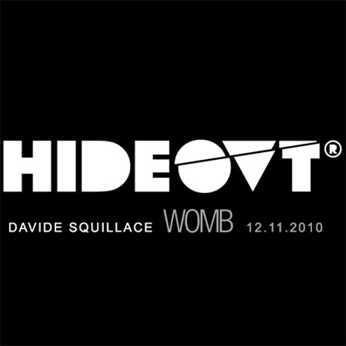 Davide Squillace @ Womb, Tokyo 12-11-2010 (Part 2)