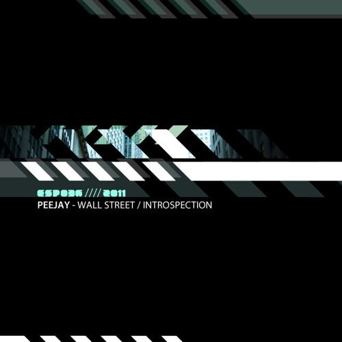 Peejay - Wall Street (ESP036)