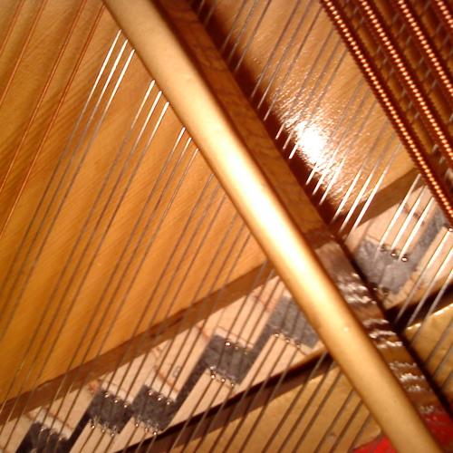 zeit - prepared piano and fender rhodes