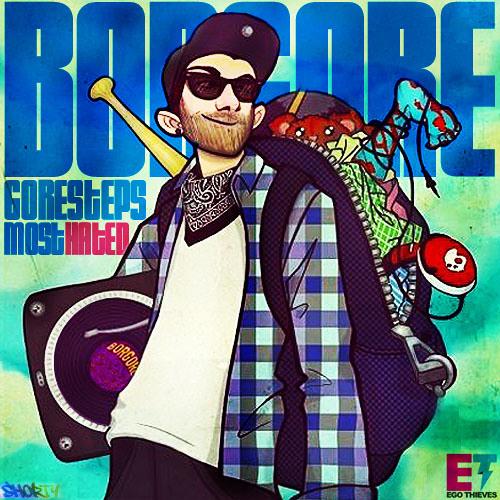 Borgore - Foes (Tomlinson's How to Destroy a Nightclub Edit)