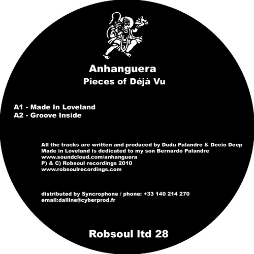 Anhanguera - Made in loveland [Robsoul Recordings] 96kbps clip