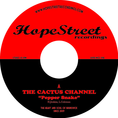The Cactus Channel - Pepper Snake