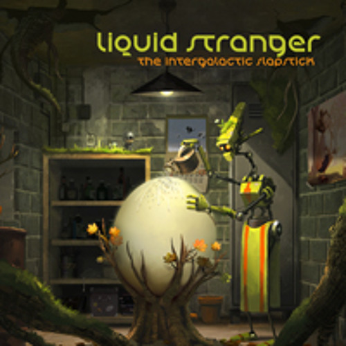 Liquid Stranger - Soundboy Killa