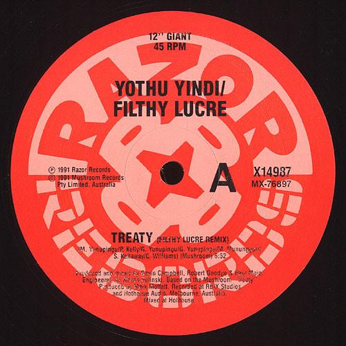- Yothu Yindi - Treaty (Leftside Wobble Edit) -