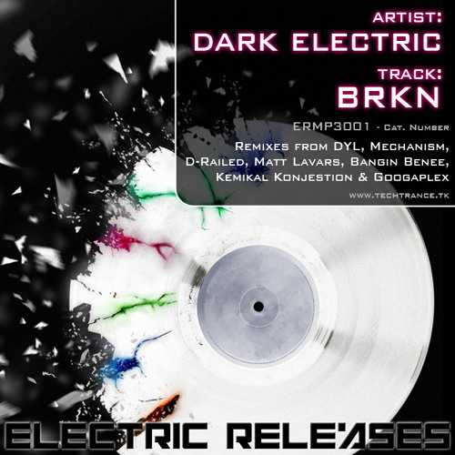 DARK ELECTRIC - BRKN [BANGIN BENEE REMIX]