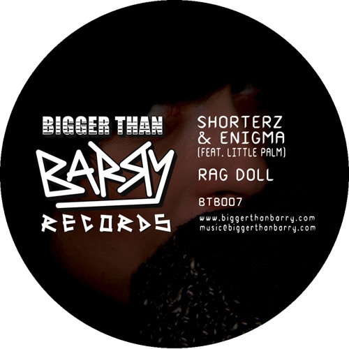 Shorterz & Enigma ft. Little Palm - Rag Doll (FREE DOWNLOAD + FULL EP.)