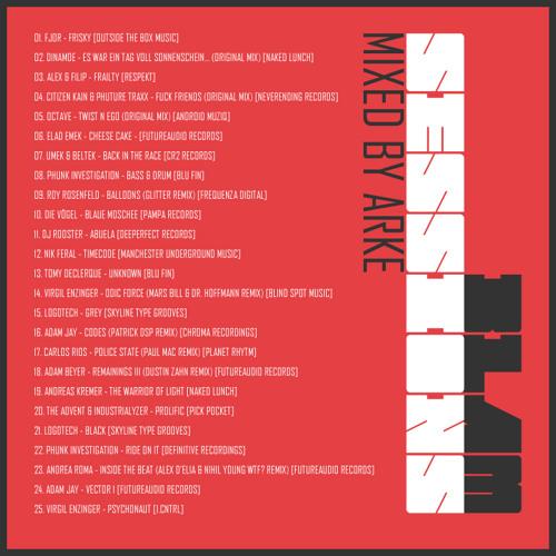 Arke - Blam Sessions November 2010