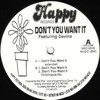 Download Davina - Don't You Want It (Extended) Mp3