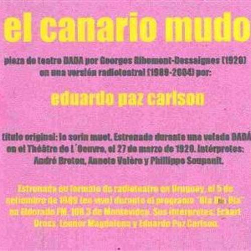 el canario mudo (LE SERIN MUET-VERSION ESPAÑOL-5-9-89-)