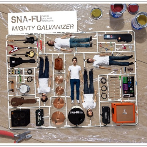 Sna-Fu - Firefriend (Drivepilot Remix)