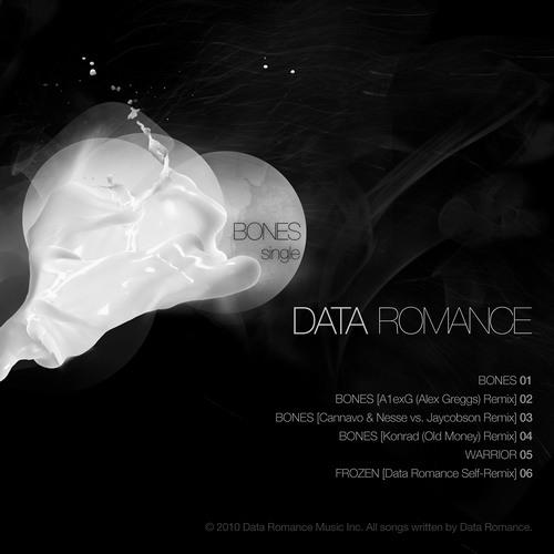 Data Romance - Bones [A1exG (Alex Greggs) Remix]