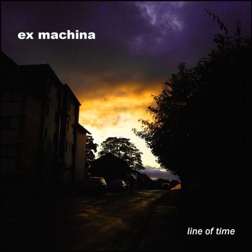 """""""line of time"""" full length album"""