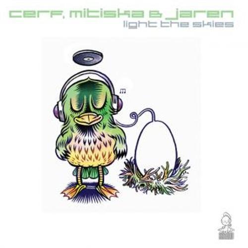 Cerf, Mitiska and Jaren - Light The Skies (Retrobyte Classic Electrobounce Mix)