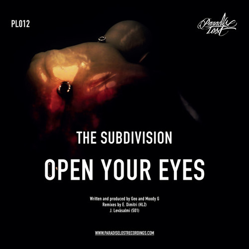 [PL012] _ THE SUBDIVISION - Open Your Eyes EP - out now on vinyl & digital!
