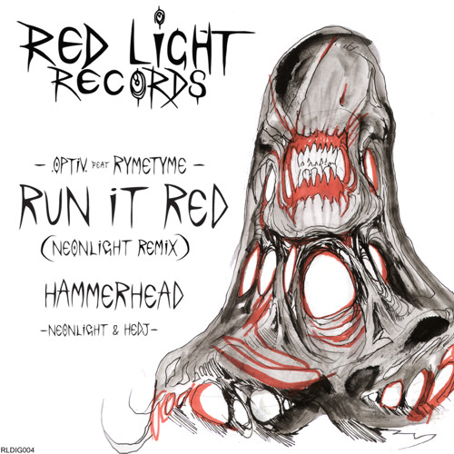 Optiv - Run It Red ft. Rymetyme [NEONLIGHT Remix] (RLDIG004) OUT NOW!!!