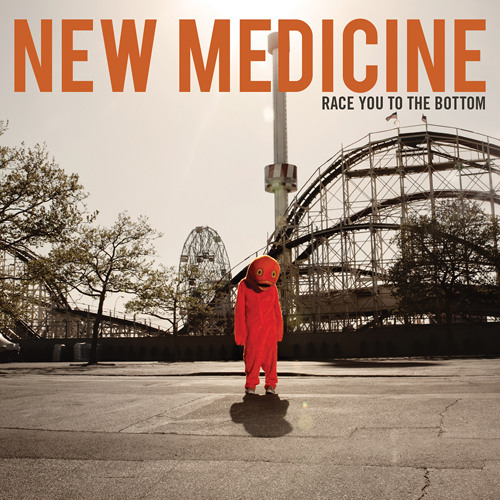 NEW MEDICINE - Race You To The Bottom
