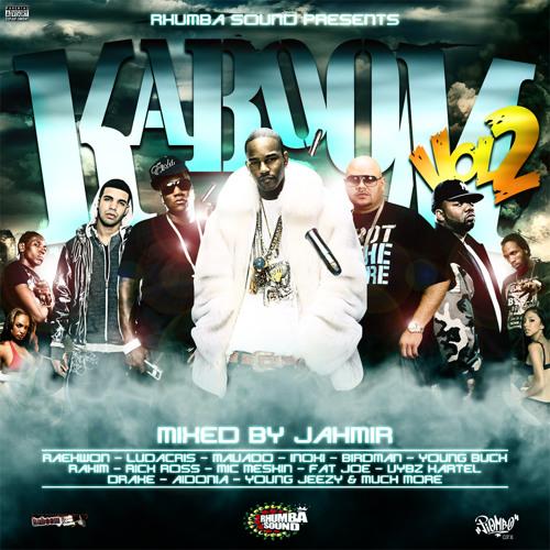 KABOOM Vol. 2_Mix JAHMIR_(RhumbaSound)