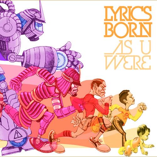 Lyrics Born - Coulda Woulda Shoulda edit