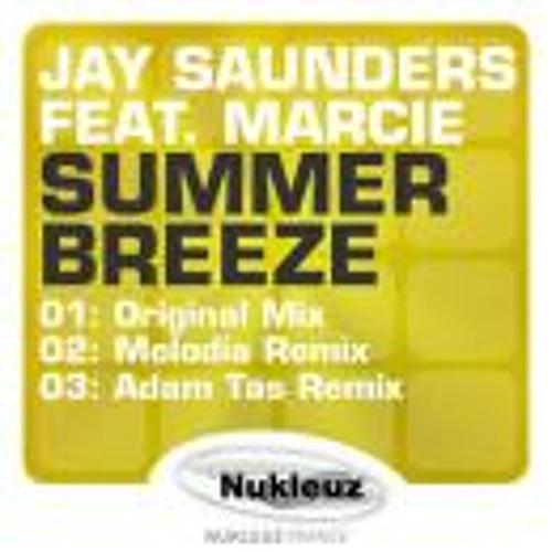Jay Saunders feat Marcie - Summer Breeze (Adam Tas Remix)