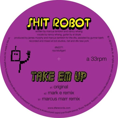 Shit Robot - Take Em Up [Marcus Marr Remix]