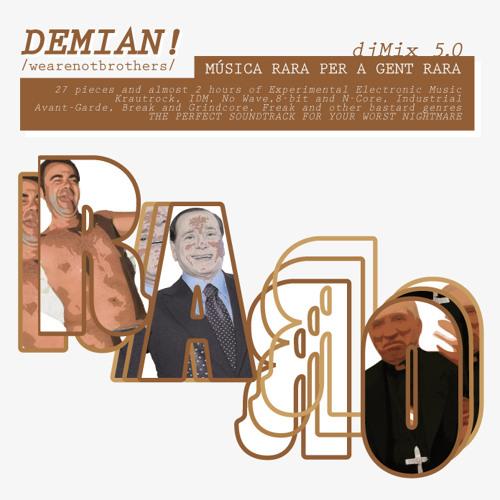 Demian! dj mix 5.0 (Raro)
