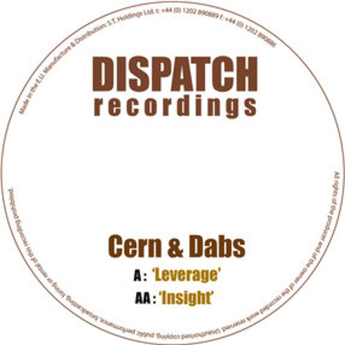 Cern & Dabs - Insight (DISPATCH # 038AA)