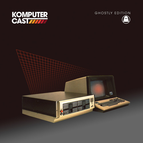 GhostlyCast #41: Com Truise -  Komputer Cast (Ghostly Edition)