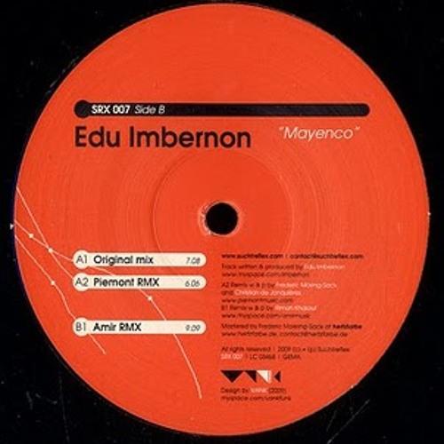 Edu Imbernon - Mayenco - Original Mix