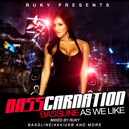 Ruky - Basscarnation CD Preview 2