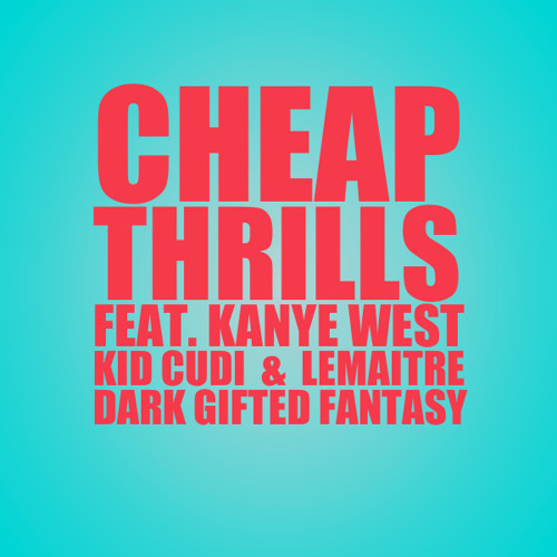 Dark Gifted Fantasy (Feat. Kanye West, Kid Cudi, & Lemaitre)