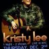 "Kristy Lee ""Hey Crazy"""