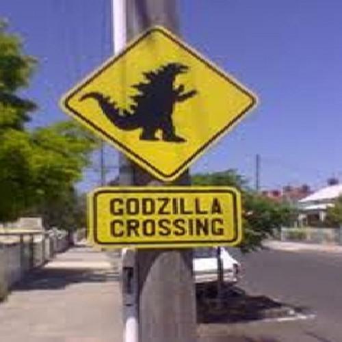 Godzilla Cros Sing