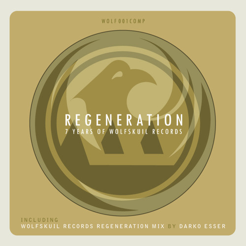 Various Artists - Regeneration TEASER - Wolfskuil Compilation 001