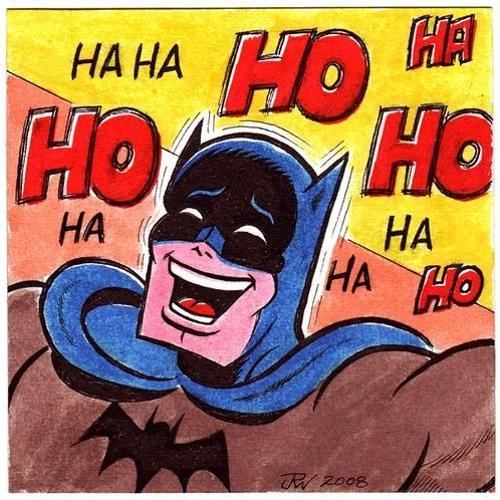Dat 320 Bang0rz - Batman Does The Caramelldansen