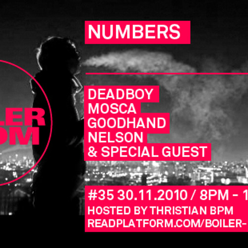 BR #35 Deadboy
