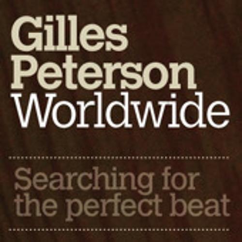 Eric Lau - Gilles Peterson Worldwide International Mix 2008