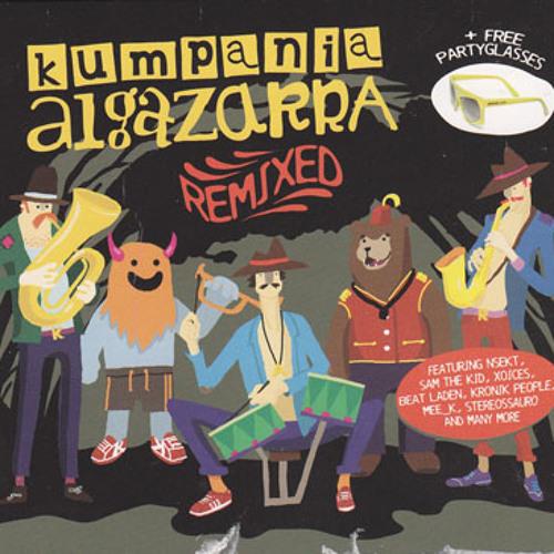 Kumpania Algazarra - Supercali (Xoices Remix)